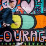 Graffiti Courage