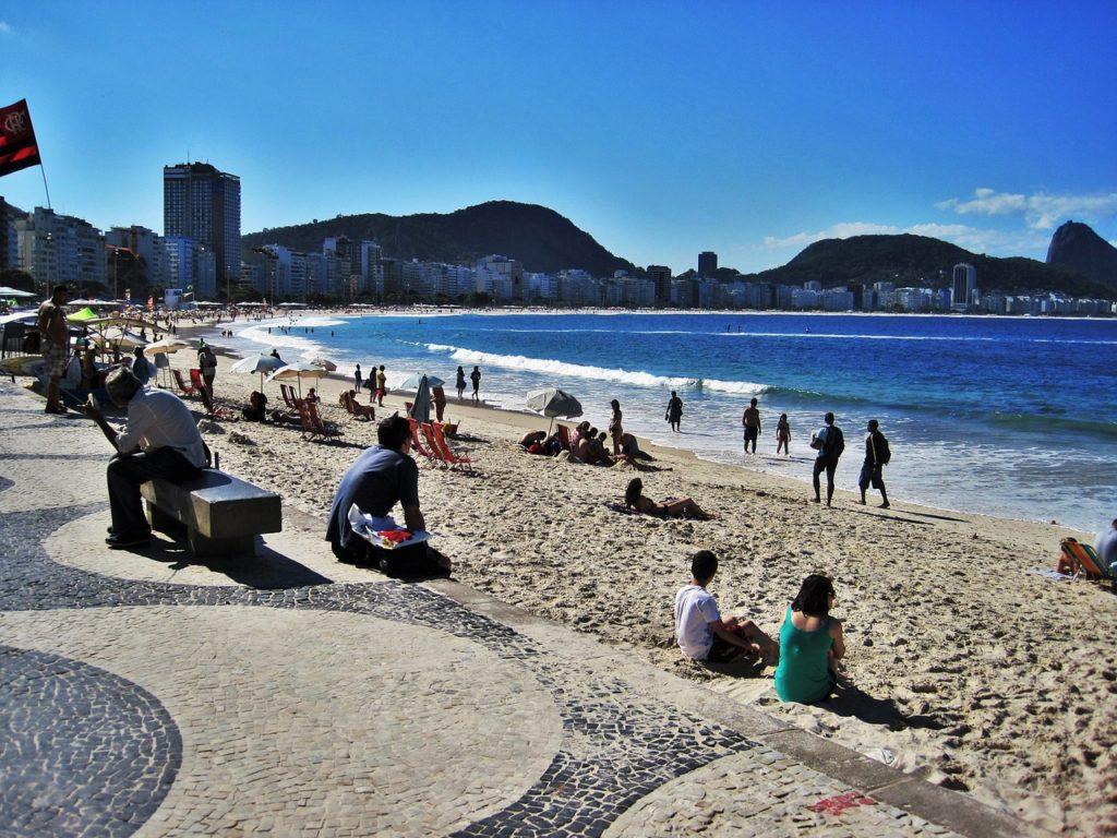 Strand Brasilien